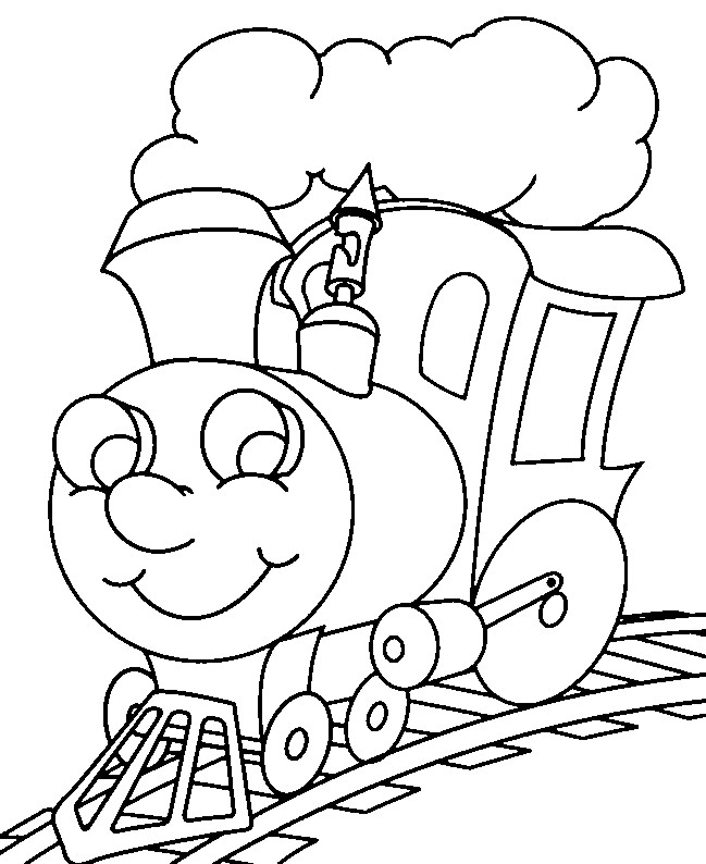 Clipart Lokomotive Kostenlos